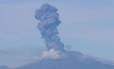 Tercera erupción del volcán Calbuco evacuación en la zona
