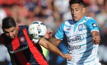 San Lorenzo a fuerza de goles remontó el partido frente a Belgrano