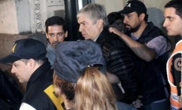 Lázaro Báez ya está en Comodoro Py para ser indagado por el juez Casanello