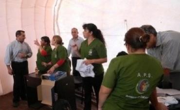 Actividades por el día mundial de la Salud