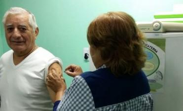 Vacuna antigripal disponible en todos los vacunatorios de la Provincia