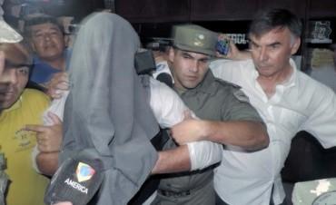 Tras pasar la noche detenido en Posadas, Chueco sería trasladado esta tarde a Buenos Aires