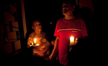 Venezuela raciona la electricidad por 40 días