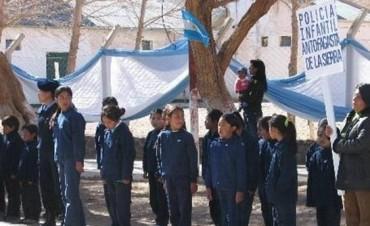 Jesús Arnaldo Maza reflexión sobre la Policía Infantil