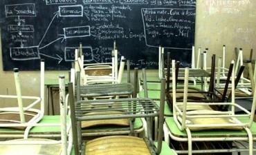 Suspenden clases en escuelas del sur y parte del centro de la Capital, Santa Rosa y El Alto