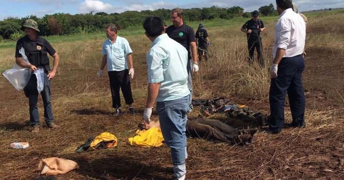 Acribillan a narcos paraguayos en la frontera con Brasil