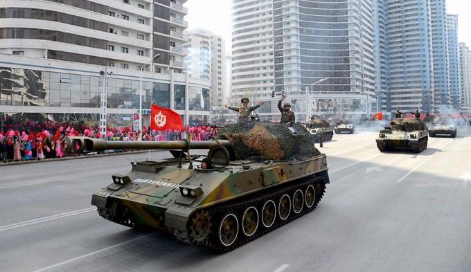China quiere pacificar la península de Corea