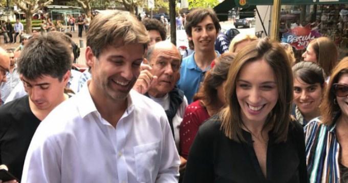 Vidal sacó a la calle a 700 funcionarios