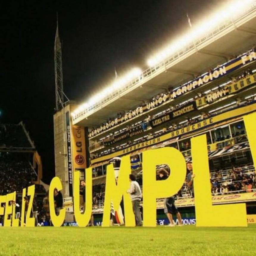 Boca cumplio 113 años y sus hinchas invadieron las redes sociales para festejar