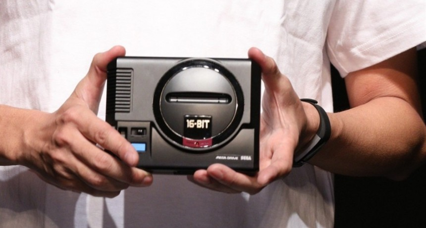 Vuelve la Sega Mega Drive Mini, 30 años después de su debut