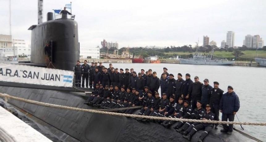 ARA San Juan: el Gobierno dará una beca educativa a los hijos de los tripulantes