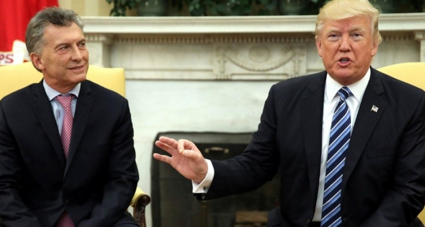 Macri despacha un embarque de limones a Estados Unidos
