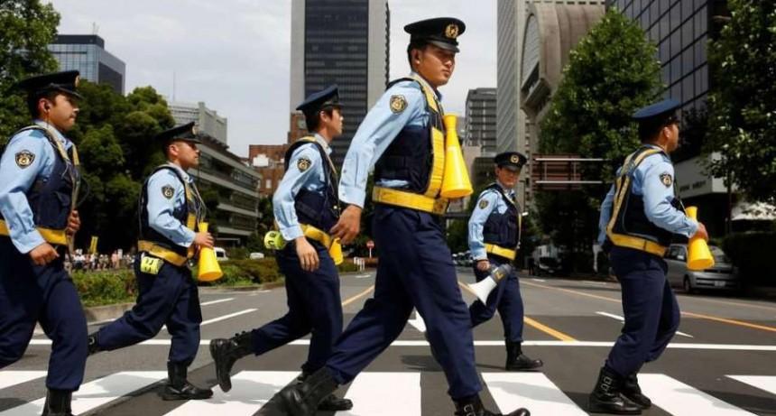 Insólito: Japón movilizó a 1.200 policías para atrapar a un ladrón