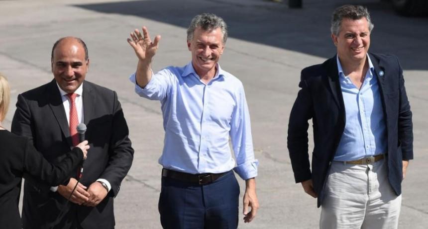 Manzur lo elogió y Macri destacó el diálogo