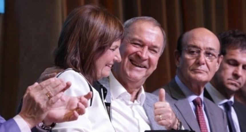 Bullrich firmó un nuevo plan de seguridad con Schiaretti