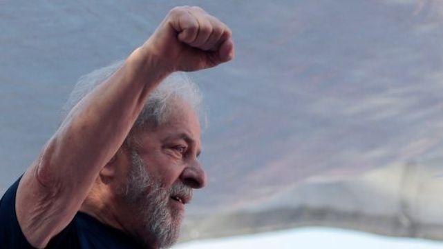 Desde prisión, Lula envió una carta a sus seguidores