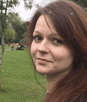 Dieron de alta a hija del ex espía ruso envenenada en Inglaterra
