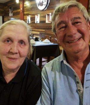 Hermanos se encontraron en Facebook y volvieron a verse tras 65 años