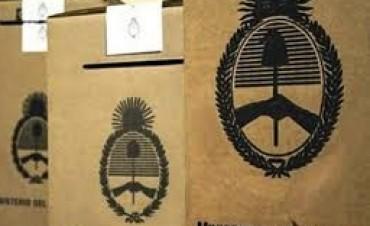 Formalizan llamado a las PASO del 9 de agosto y las generales del 25 de octubre