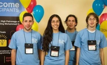 El equipo de la UBA le gana a Harvard y Stanford en el Mundial de Programación