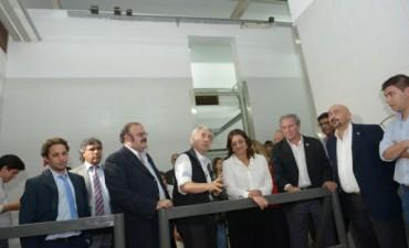 Inauguración de  Frigorífico  en Chumbicha