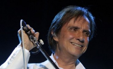Reprograman el recital de Roberto Carlos