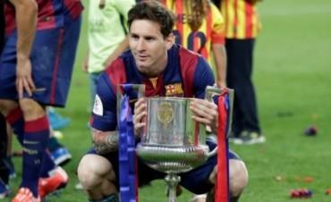 Messi brilló con dos golazos para que Barcelona se consagre campeón de la Copa del Rey