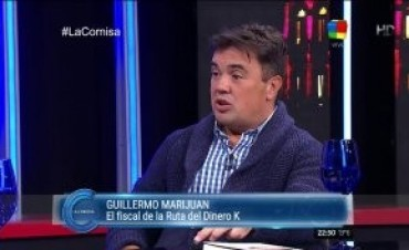 """Los datos que aportó Fariña serán analizadas por un Tribunal Oral"", dijo Marijuan"