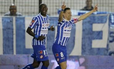 Godoy Cruz venció a Quilmes y quedó como único puntero de la zona 1