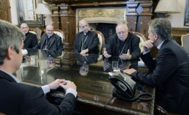 Macri y la Iglesia