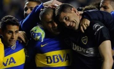 Boca venció por penales a Nacional con Orión como figura y es semifinalista