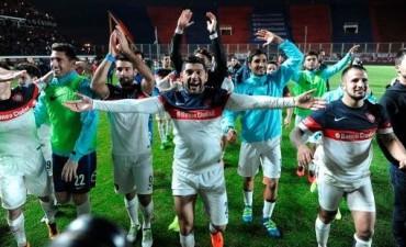 San Lorenzo empató contra Banfield y jugará la final del torneo contra Lanús