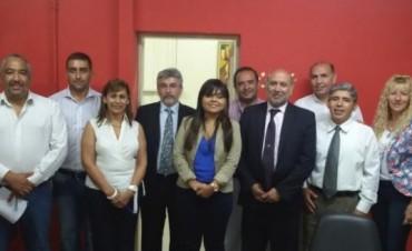 UDA presentó ayer en Fiscalía General denuncia penal contra Daniel Gutierrez