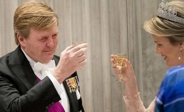 El rey de Holanda confesó su hobby secreto, oculto durante 21 años