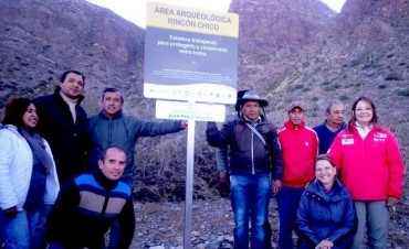 Recuperan en Santa María el sitio arqueológico de Rincón Chico