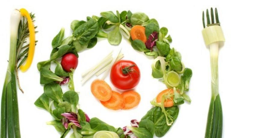 Charla informativa para vegetarianos