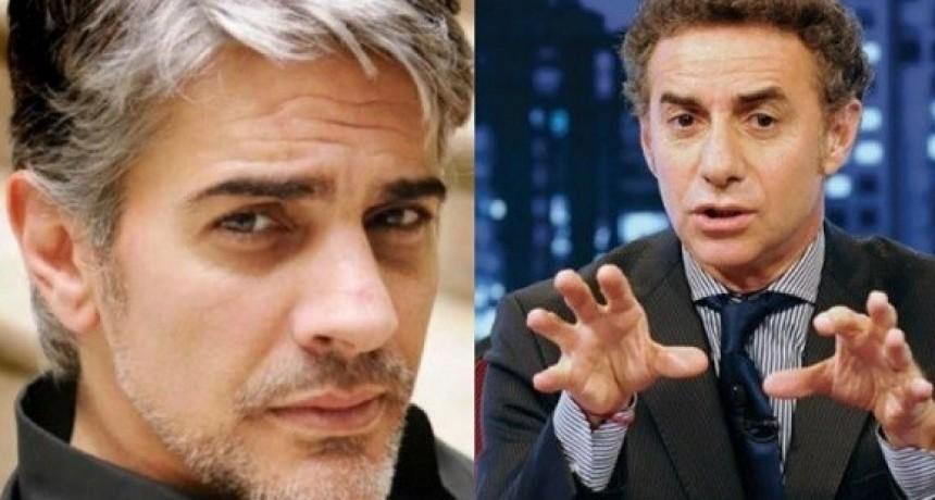 Pablo Echarri le recordó a Majul su chicana  por el FMI