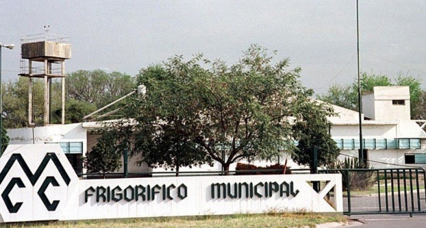 El Municipio Capitalino oficializó el cierre definitivo del Frigorífico Municipal