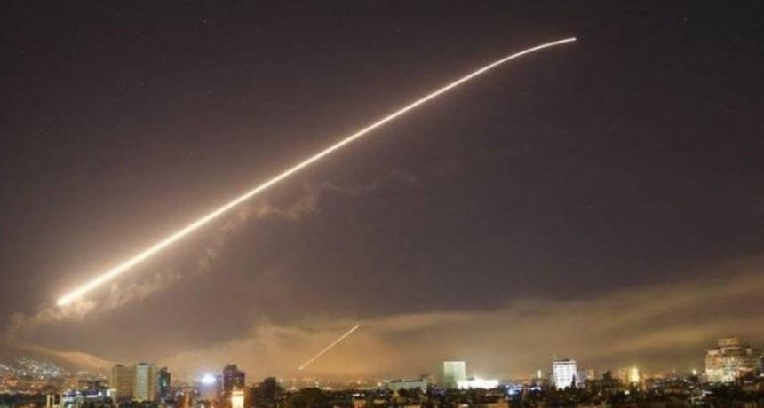 Las bombas siguen cayendo en Siria