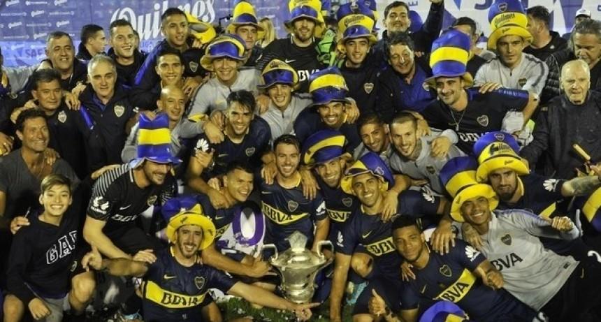 Boca bicampeón al ganar la Superliga 2018