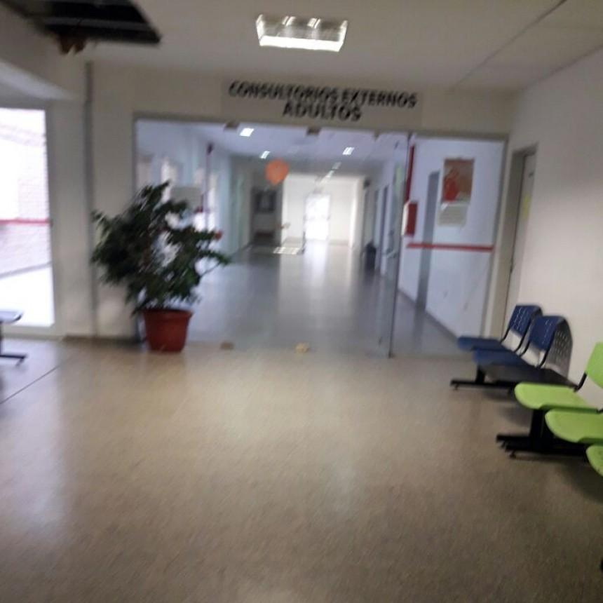 Paro Total de ATE salud en Andalgalá