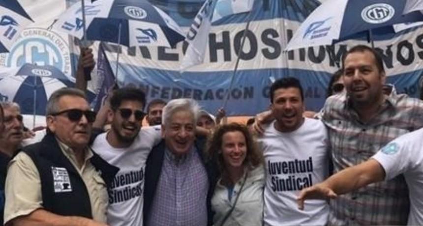 La CGT marcha este Lunes contra los tarifazos y la vuelta al FMI