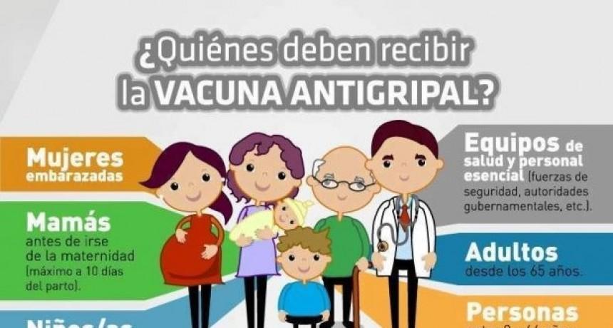 Salud pide a los grupos de riesgo que se vacunen contra la gripe