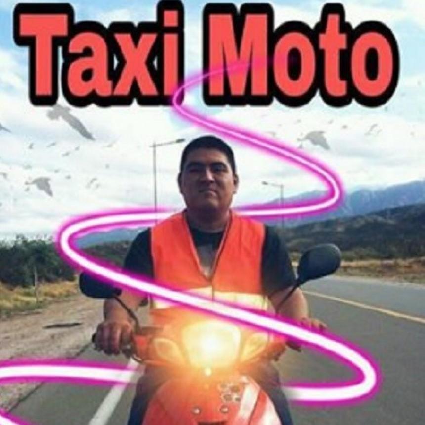 La Moto-taxi una nueva alternativa para Viajar