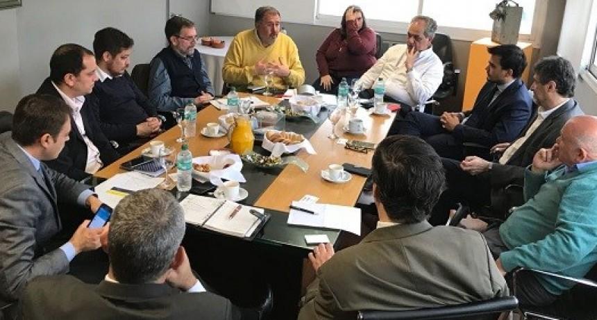 Reunión de trabajo entre CAMYEN, YMAD y EC SAPEM