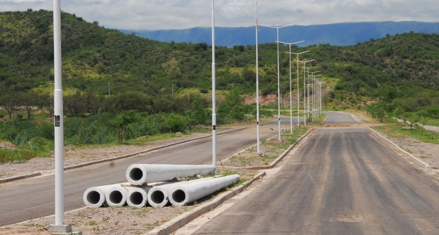 Corpacci inaugurará la primera etapa de la obra de la Quebrada de Moreira