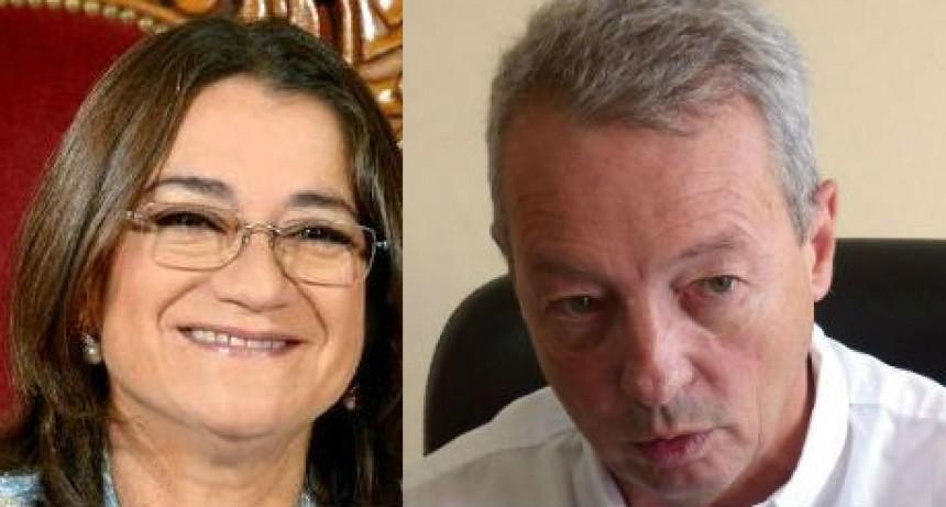 Lucía Corpacci va por la reelección y  Brizuela del Moral o Rubén Manzi por la oposición local