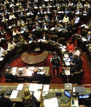 El oficialismo consiguió aprobar la ley de Mercado de Capitales