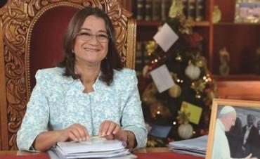 Lucía Corpacci Promulgará  la Ley para las Paso Provinciales