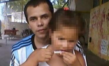 Preso Subió a Facebook foto con su hija armando Porros